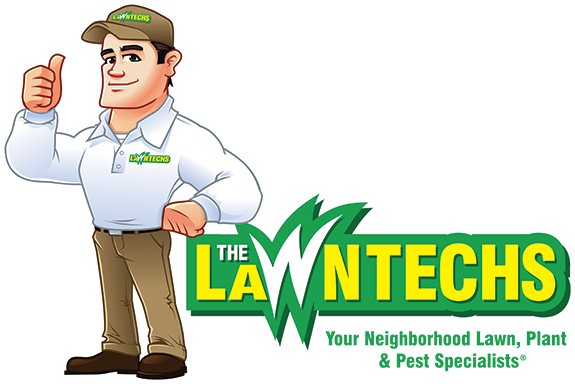 The Lawn Techs Logo